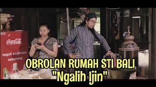 """Ngalih Ijin """"OR"""" STI Bali"""