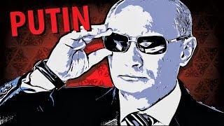 Россия после 18 лет правления Путина.Как Россия встала с колен.