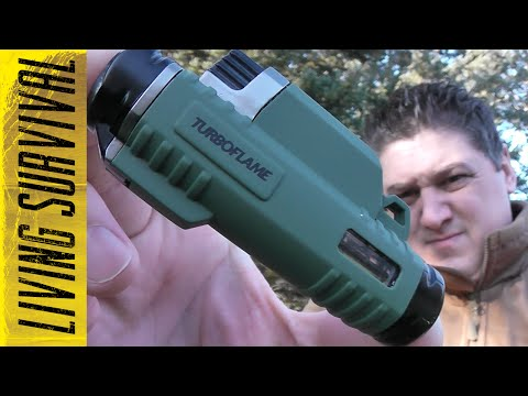 Turboflame Ranger & Military Lighters