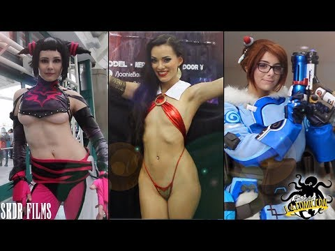 Festa dos Super - Heróis 2017 Cosplay Music Video