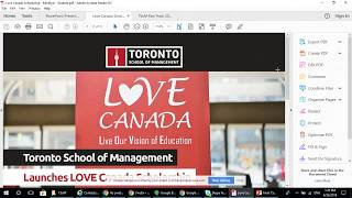 На учебу в Канаду с оплатой C$2,000 - рассрочка платежей Toronto School of Management