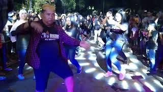 #Slemanan karnaval*.  BJ HUNTER menggila di karnaval sound slemanan