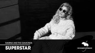 Marina and the diamonds - Superstar (Instrumental Remake) + Lyrics