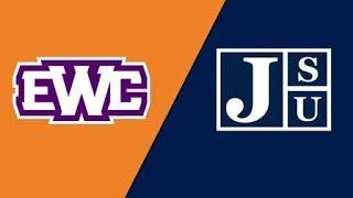2021 NCAA Football Edward Waters vs Jackson State