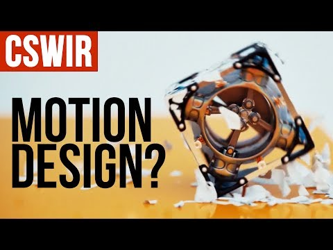 Where to Learn Motion Design - CSWIR #1