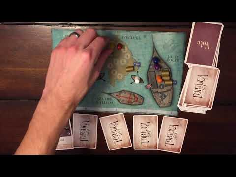 Tortuga 1667 : 6-minute Review