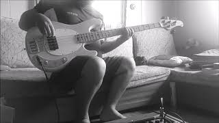 Descendents One More Day Bass cover