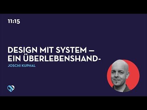 JD19DE -Design mit System — ein Überlebenshandbuch für und mit Pattern Libraries
