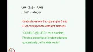 Mod-01 Lec-08 Angular Momentum in Quantum Mechanics