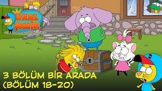 King Shakir: 3 Episodes Together | Cartoon