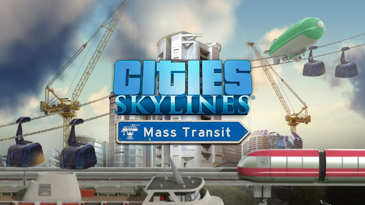 Trailer di Cities: Skylines - Mass Transit