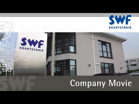 SWF Krantechnik Company Movie