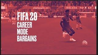 FIFA 20: The Best Bargains on Career Mode