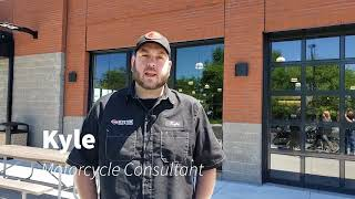Kyle   2021 Road Glide Limited