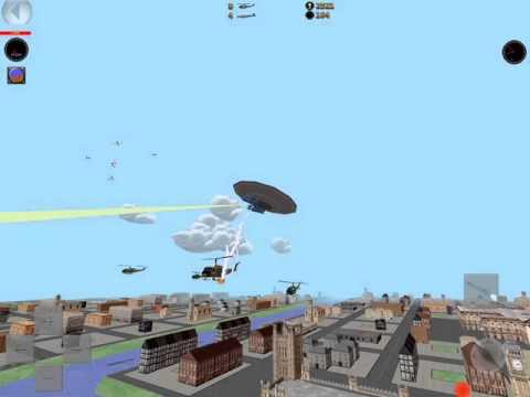 RC UFO - iPhone iPad game