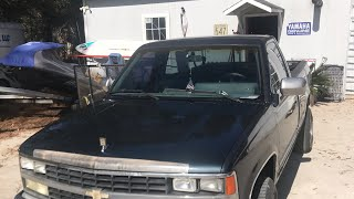 How to unlock you GM Chevy GMC Truck with a STICK