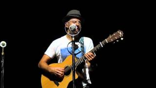 "Jason Mraz: ""If It Kills Me"" Live in Dallas, Texas at Winspear Opera House 9.3.2014"