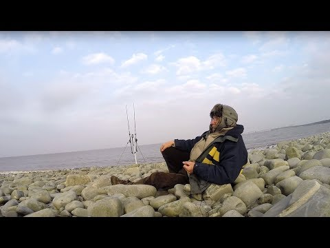 2 Days Fishing on the Beach – Rigs, Tips & Fish (Fishing in the Dark)