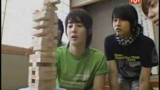 SS501 and JENGA