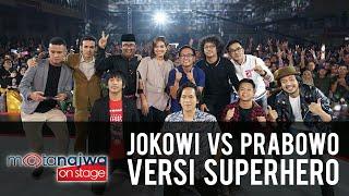 Download Video Mata Najwa - Anak Muda Pilih Siapa: Jokowi VS Prabowo Versi Superhero (Part 8) MP3 3GP MP4