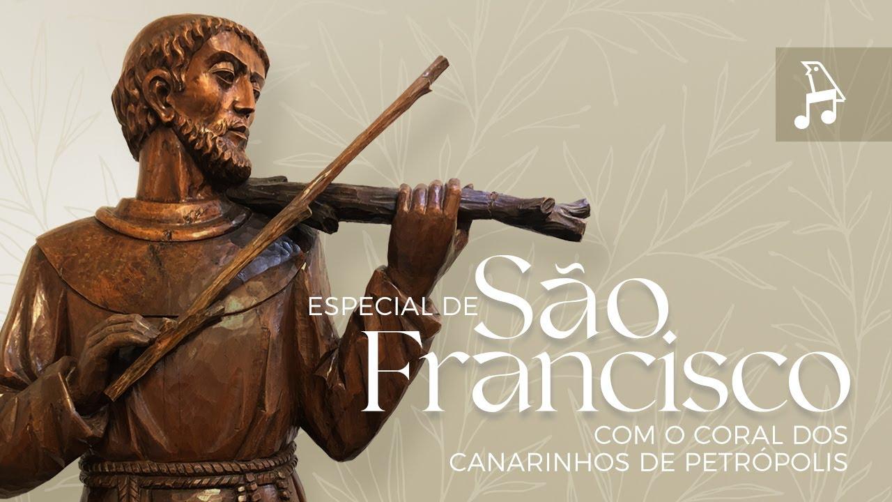Especial de São Francisco | Canarinhos de Petrópolis