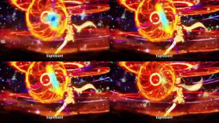 Megumin shouts EXPLOSION 1,398,101 times