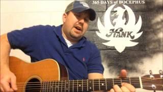 Outlaw's Reward - Hank Williams Jr. Cover by Faron Hamblin