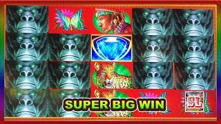 **SUPER BIG WIN ** Awesome Run on 2 New Konami Games ** SLOT LOVER **