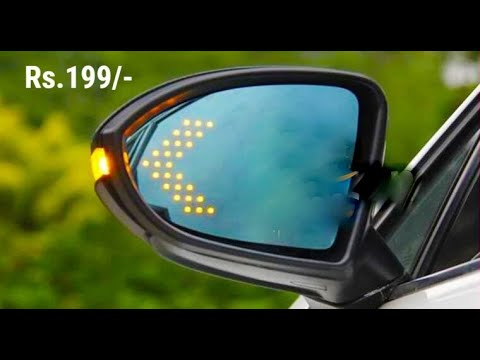 16 Amazing New Car Accessories Available On Amazon India & Online | Under Rs,199, Rs500, Rs1000