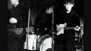 Beatles - Cry for a shadow Live (Early Beatles)