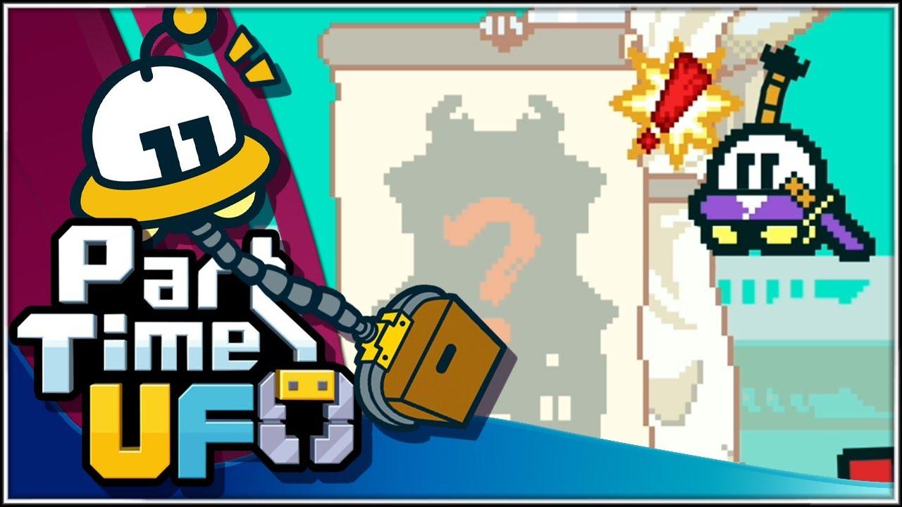 El MEJOR nivel de UFO!!! | Part Time UFO | Nintendo Switch (en español)