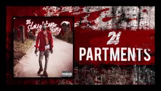 21 Savage - Partments (Prod By Dolan)