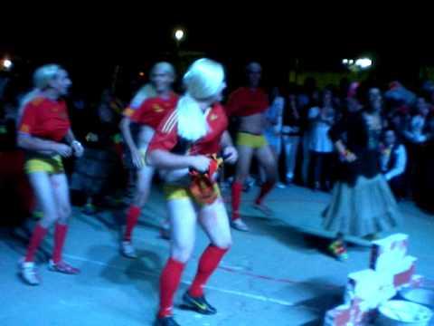 waka waka Fiestas El Pino de Tormes 2010