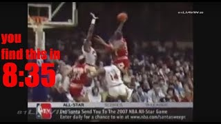Michael Jordan BEST rare Video ever (Voyager)