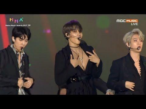 2017 MelOn Music Awards - EXO 《Forever》+《전야 (前夜)(The Eve)》+ 《Ko Ko Bop 코코밥》 20171202