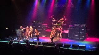 Dragonland The Black Mare Live @ ProgPower USA 9-12-2015 Atlanta