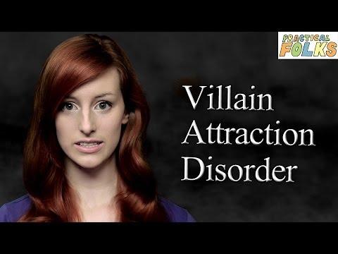 Villain Attraction Disorder PSA