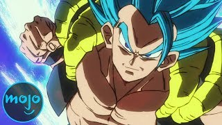 Top 10 Dragon Ball Super: Broly Moments
