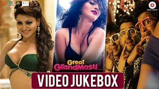 Great Grand Masti - Full Movie Video Jukebox   Riteish Deshmukh, Vivek Oberoi, Aftab S  Urvashi R