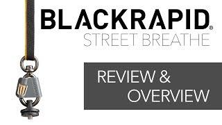 BlackRapid Street Breathe Camera Strap(日本語字幕)