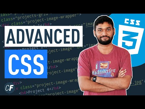 Advanced CSS Tutorial — Level Up Your CSS Skills (2021)