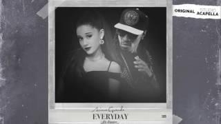 Ariana Grande   Everyday Original Studio Acapella ft  Future