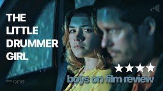THE LITTLE DRUMMER GIRL starring Alexander Skarsgard | Boys On Film REVIEW