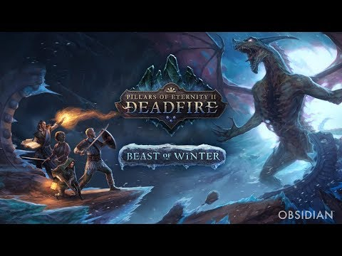 Pillars of Eternity II: Deadfire - Beast of Winter Launch Trailer thumbnail