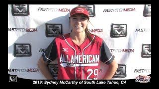 Sydney McCarthy
