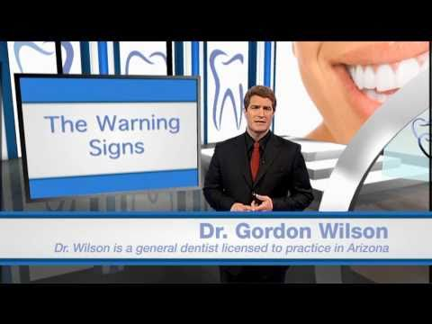 Video Periodontal Therapist Gives Warning Signs of Periodontal Disease