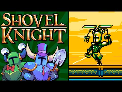 Luftschiff der Tode! | SHOVEL KNIGHT (Part 7)
