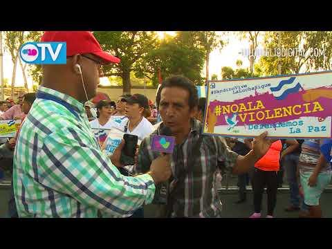 Nicaragua ratifica llamado a la paz con festival cultural