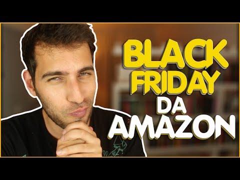 OS MELHORES PREÇOS DA BLACK FRIDAY DA AMAZON | Livraria em Casa