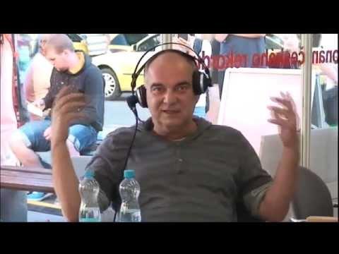 Ondřej Trojan, filmový producent a 7. host 100 statečných, v rozhovoru s Lucií Výbornou